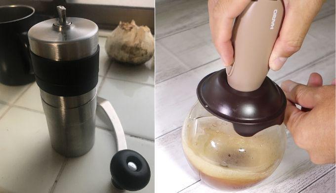 おすすめコーヒー器具たち