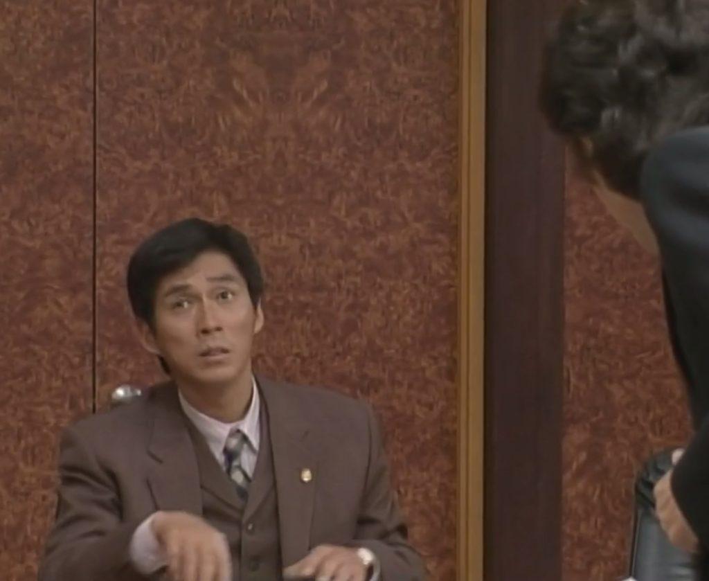 古畑任三郎VSさんま。田村のアドリブシーン
