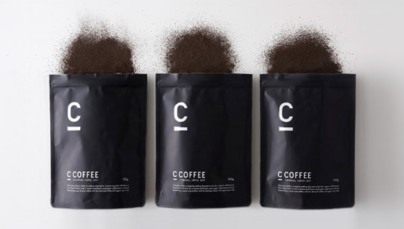 チャコールコーヒーの画像