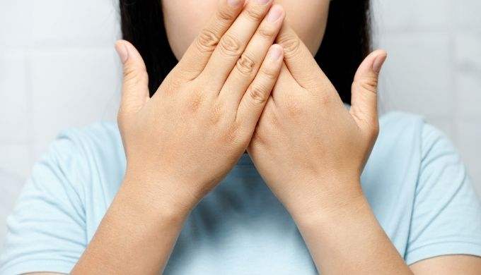 口臭対策のイメージ画像