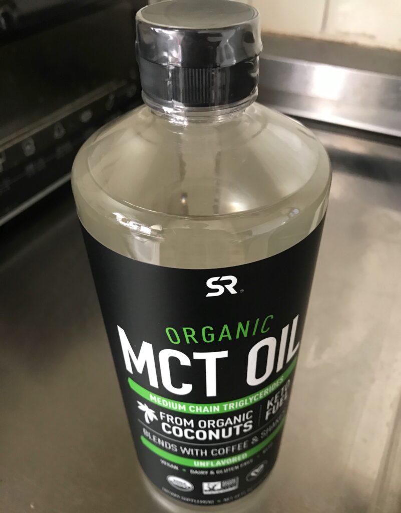 コストコ有機MCTオイル